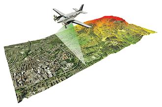 نقشه برداری و GIS